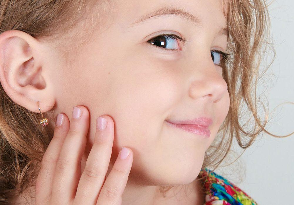 Bijouterie ROUX - Perçage d'oreille pour vos enfants